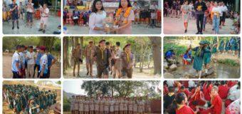 นางสาวเกศินี พันธุมจินดา รองผู้อำนวยการโรงเรียนธัญบุรี พร้อมผู้กำกับลูกเสือเนตรนารี ดำเนินการจัดกิจกรรมเข้าค่ายลูกเสือเนตรนารี สามัญรุ่นใหญ่ ประจำปีการศึกษา 2562 ระดับชั้นมัธยมศึกษาปีที่ 3 ณ ค่ายลูกเสือพรหมวัฒนาแคมป์ จังหวัดสระบุรี