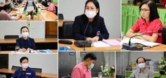 ประชุมคณะกรรมการรับนักเรียนระดับโรงเรียนธัญบุรี ประจำปีการศึกษา 2564